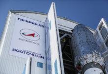 Фото На Восточном начался монтаж оборудования для стартового комплекса «Ангары»