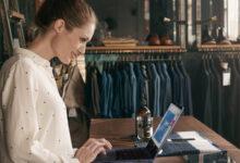 Фото Ноутбук Lenovo ThinkPad C13 Yoga Chromebook Enterprise построен на платформе AMD