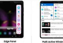 Фото Новое ПО для Samsung Galaxy Fold наделяет смартфон некоторыми возможностями Galaxy Z Fold 2