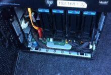 Фото [Перевод] Сборка недорогой домашней NAS-системы на Linux