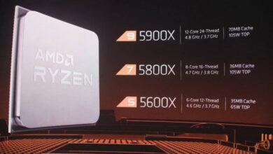 Фото По данным Geekbench, разогнанный Ryzen 9 5950X вдвое производительнее, чем Core i9-10910