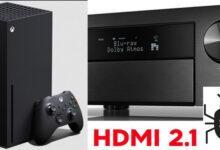 Фото Подключение Xbox Series X и видеокарт NVIDIA Ampere через некоторые AV-ресиверы с HDMI 2.1 обеспечит лишь чёрный экран
