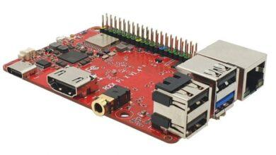 Фото Представлен конкурент Raspberry Pi 4 — одноплатный ПК с x86, работающий под Windows 10