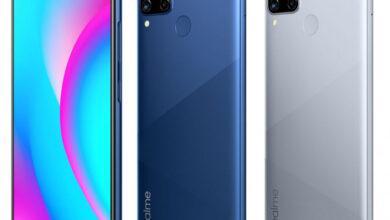 Фото Представлен смартфон Realme C15 Qualcomm Edition с квадрокамерой за $130