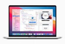 Фото Презентация компьютеров Mac на собственных процессорах Apple ожидается 17 ноября
