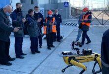 Фото Робот Boston Dynamics посетил Чернобыль. Но для чего?