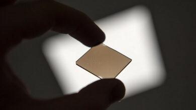 Фото Российские учёные придумали, как делать металлические стёкла для гаджетов