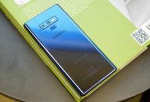 Фото Samsung наделила позапрошлогодний Galaxy Note 9 некоторыми функциями современных флагманов через обновление до One UI 2.5