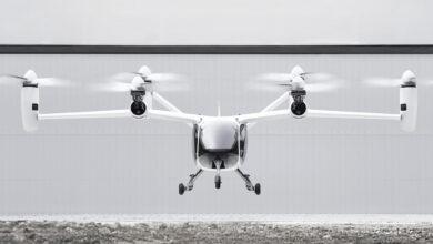 Фото Шеф, два счётчика: современные проекты аэротакси