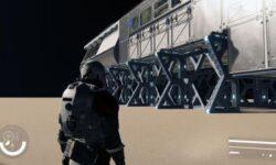 Слухи: в Сеть просочились новые арты и скриншот Starfield