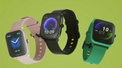 Фото Смарт-часы Huami Amazfit Pop смогут измерять сердечный ритм и уровень содержания кислорода в крови