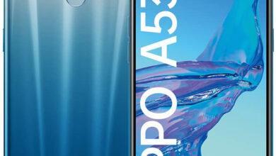 Фото Смартфон-середнячок Oppo A53s оснащён 90-Гц дисплеем и тройной камерой