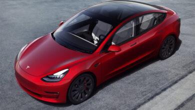 Фото Tesla увеличила запас хода и улучшила динамику электрокара Model 3
