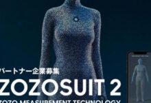Фото Улучшенный костюм в горошек от Zozo позволит измерить параметры тела для заказов одежды онлайн