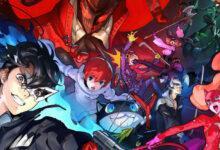 Фото Упоминание западной версии Persona 5 Scramble пропало из финансовых отчётов Koei Tecmo