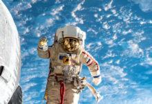 Фото В ноябре российские космонавты выйдут из МКС для подготовки станции к прибытию модуля «Наука»
