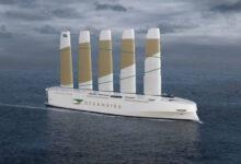 Фото В Швеции построят самое крупное в мире судно, работающее на энергии ветра