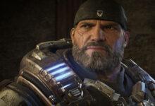 Фото Видео: игровой процесс Gears 5 и Gears Tactics на Xbox Series X; режим 120 кадров/с