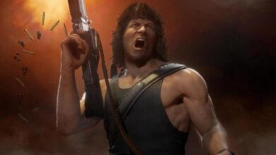 Фото Видео: рассказ о Рэмбо из Mortal Kombat 11 — человеке, который способен заменить армию