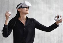 Фото VR-гарнитура Oculus Quest 2 поступила в продажу по цене $299