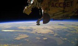 Вторая попытка остановить утечку воздуха на МКС скотчем провалилась