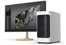 Фото Acer представила десктоп ConceptD 300 и обновлённые ноутбуки ConceptD с процессорами Intel Comet Lake