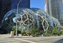 Фото Amazon решил продлить удаленную работу для сотрудников еще на 6 месяцев. Центр Сиэтла в шоке