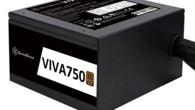 Фото Доступные блоки питания Silverstone Viva обладают мощностью до 750 Вт и сертификатами 80 Plus Bronze