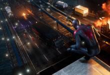 Фото Eurogamer показал ещё один динамичный отрывок игрового процесса Marvel's Spider-Man: Miles Morales