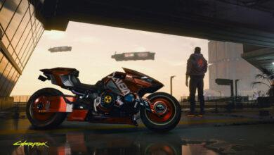 Фото Галерея: почти три десятка автомобилей и мотоциклов на новых скриншотах Cyberpunk 2077