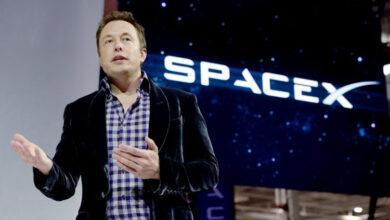 Фото Илон Маск: первую обитаемую базу на Марсе следует строить в северных районах планеты