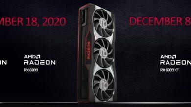 Фото Новая архитектура AMD RDNA 2: преимущества видеокарт Radeon RX 6000 по сравнению с конкурентами и предшественницами