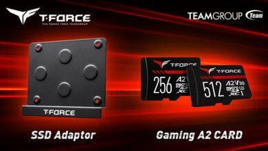 Фото Team Group выпустила карты T-Force microSD для игровых смартфонов