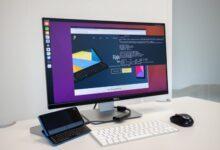 Фото Универсальный смартфон F(x)tec Pro1-X с физической клавиатурой позволяет работать в среде Ubuntu Touch или Lineage OS