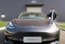 Фото В ближайшее время Tesla начнёт выпуск Model 3 с батареями без кобальта