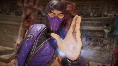 Фото Видео: магия воды и разнообразные приёмы в демонстрации Рейна из Mortal Kombat 11