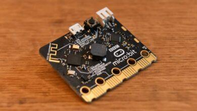 Фото Встречаем новое поколение одноплатника micro:bit от BBC