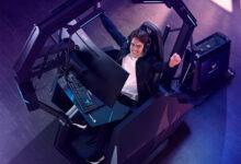 Фото За право взойти на игровой трон Acer Predator Thronos Air придётся заплатить 2 000 000 рублей