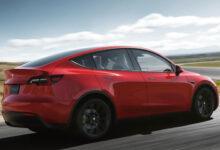 Фото Запас хода кроссовера Tesla Model Y достиг 520 километров