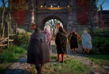 Фото Заварушки в барах, отвлечение охранников и монахи: подробности социального стелса в Assassin's Creed Valhalla