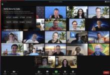 Фото Zoom получит поддержку сквозного шифрования видеозвонков